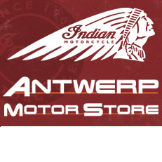 Indian Motorcycle Antwerpen